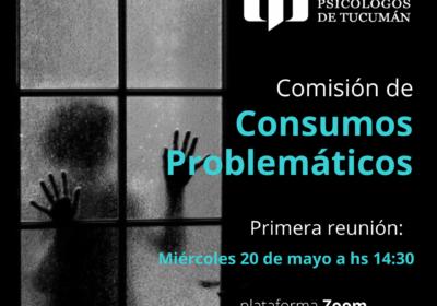 Comisión de Consumos Problemáticos