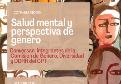 Salud mental y perspectiva de género