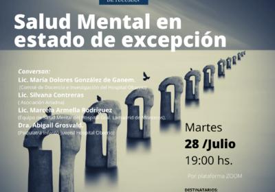 Salud mental en estado de excepción