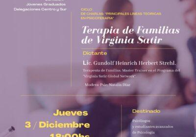 Terapia de Familias de Virginia Satir