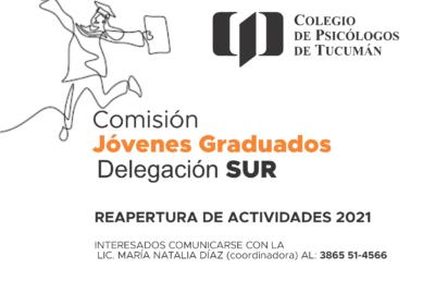 Comisión de Jóvenes Graduados
